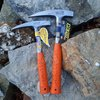 "ESTWING Geologenhammer E0-22P ""ORANGE"""